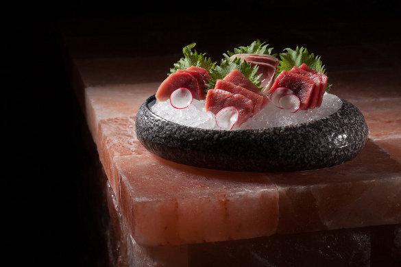 По-японски вкусно... Или?. токио-сашими