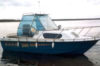 В Томской области перевернулась лодка