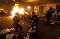 При беспорядках в Ванкувере пострадали 150 человек. hockey