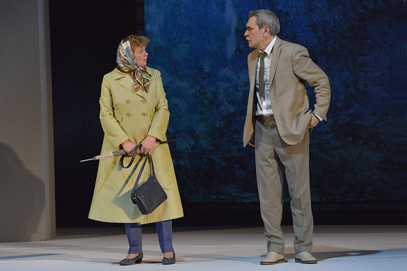 Старомодная комедия пройдет на сцене Театра Российской Армии