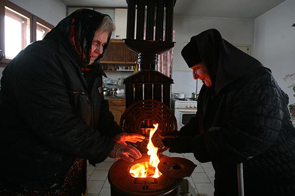 Зимой-2016 Украина может замерзнуть