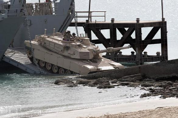 НАТО готовится к удару по России через Сувалкский коридор. 392124.jpeg