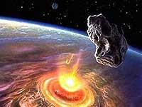 Вероятность столкновения астероида с Землей оказалась