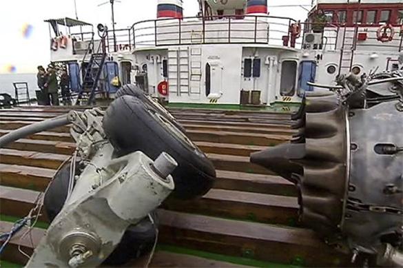 СМИ говорили о «странных действиях» экипажа при катастрофе Ту-154 вСочи