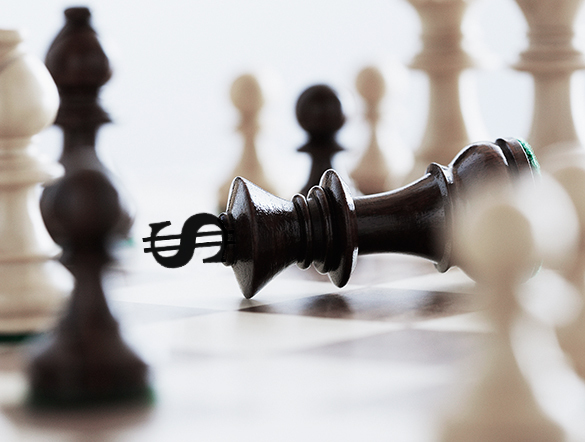 ВБритании посоветовали млн. долларов заразгадку шахматной головоломки