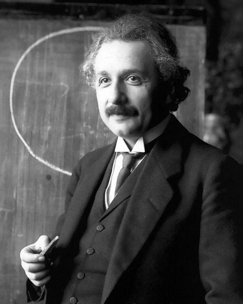 Журналы  Эйнштейна показали, что ученому были нечужды расистские взгляды
