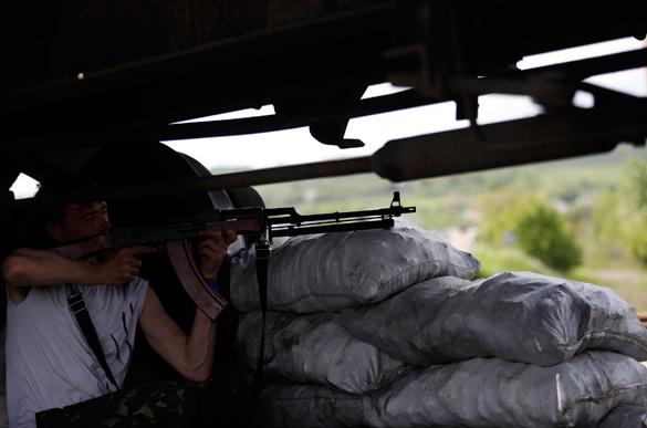 Силовики застрелили под Краматорском трех мирных жителей. Силовики застрелили под Краматорском трех мирных жителей