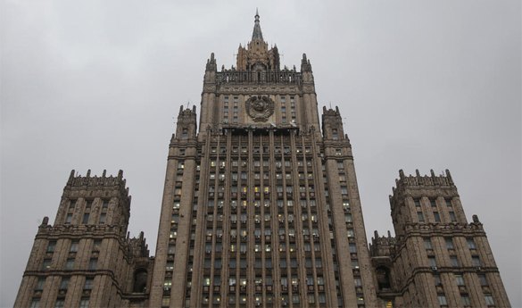 МИД России: Еще один обстрел со стороны Украины, и будут приняты меры. 294126.jpeg