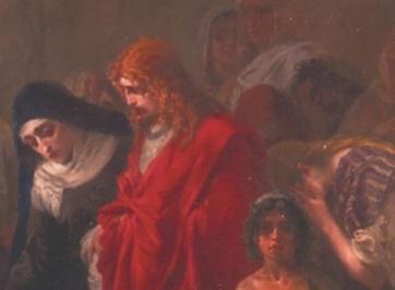 Впервые за 80 лет публика увидит картину Кошелева