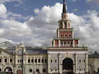 Из-за подозрительной коробки с Казанского вокзала эвакуировали