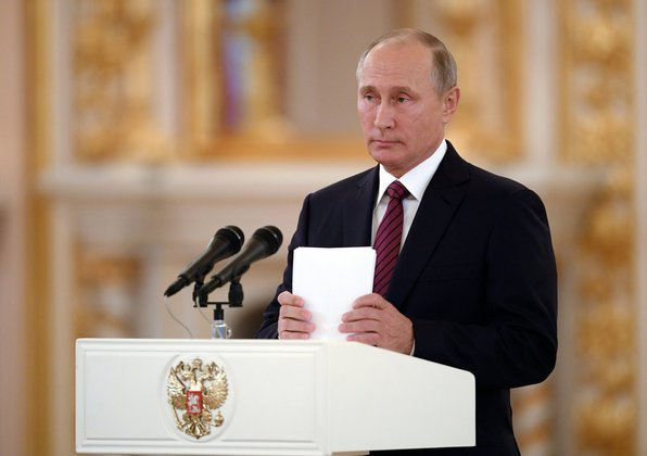 Путин поздравил аграрников с профессиональным праздником. Путин поздравил аграрников с профессиональным праздником