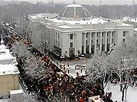 Рада будет контролировать Службу безопасности Украины