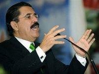 Мануэль Селайя отправился к границе Гондураса