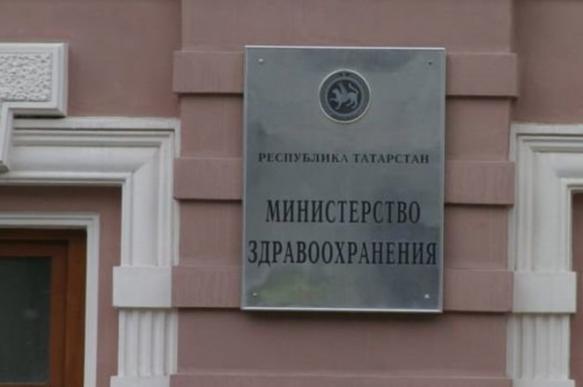 Минздрав Татарстана объяснил срыв врача на