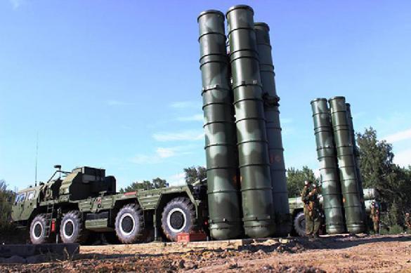 Военные США называют С-400 в Турции