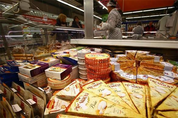Росстат фиксирует снижение доступности продуктов. Продукты становятся недоступными по цене - Росстат
