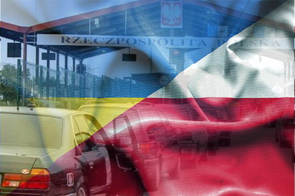 Из украинцев вытрясут душу на польской границе. 378130.jpeg