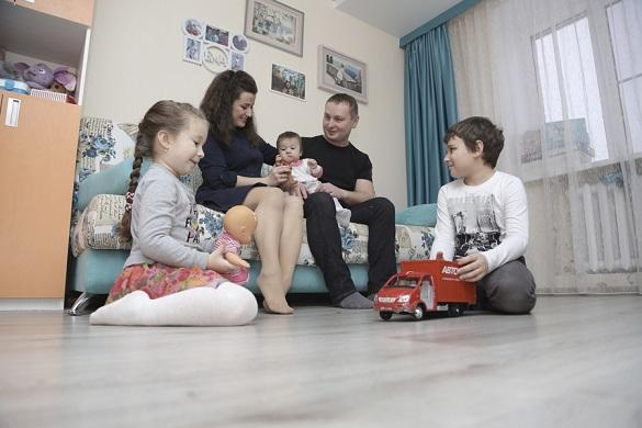 Семьи с детьми получает новые льготы по потеке — Голикова. 397130.jpeg