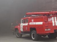В московской многоэтажке вспыхнул пожар