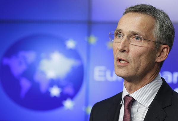 Йенс Столтенберг: НАТО не хочет еще одной холодной войны с Россией. Йенс Столтенберг: НАТО не хочет еще одной холодной войны с Росси