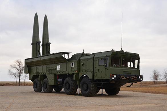 Москва не собирается отчитываться НАТО по Искандерам в Калинин