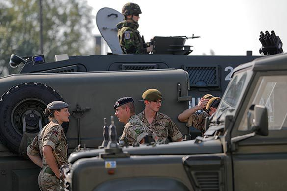 Европу призывают перестать полагаться на НАТО