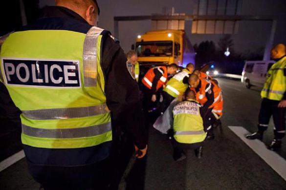 Западные СМИ: пожар в Нотр-Дам вырвал сердце Франции. 403131.jpeg