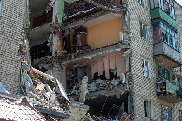 Украинский фугас уничтожил жилой дом в Ростовской области, есть жертвы. 294132.jpeg