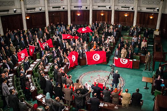 Тунисский национальный диалоговый квартет