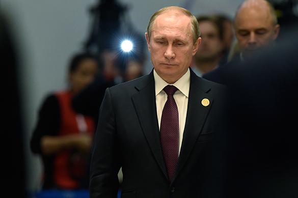 Путин признан самым популярным лидером G20