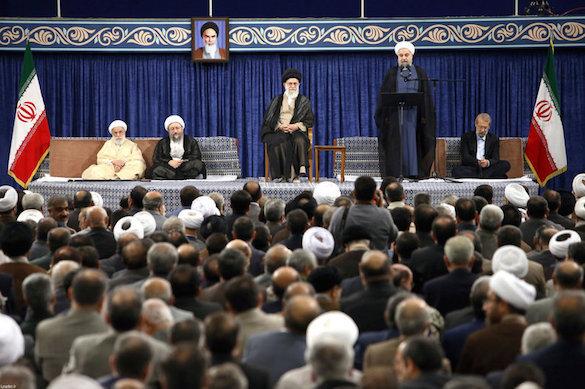 Президент Ирана: на любое нарушение ядерной сделки Запад получит равноценный ответ. 373132.jpeg