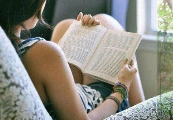 Чтение книг помогает избавиться от лишнего веса. Чтение книг
