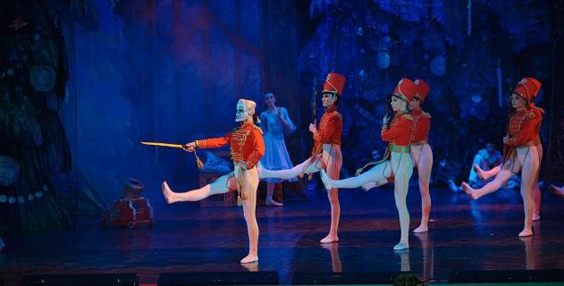 В Крым привезут балет