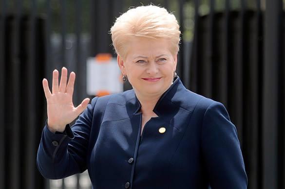 Широко закрытые глаза — суть отношений Литвы и России. Мнение эк