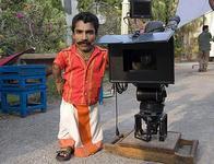 Самый низкорослый актер живет в Индии
