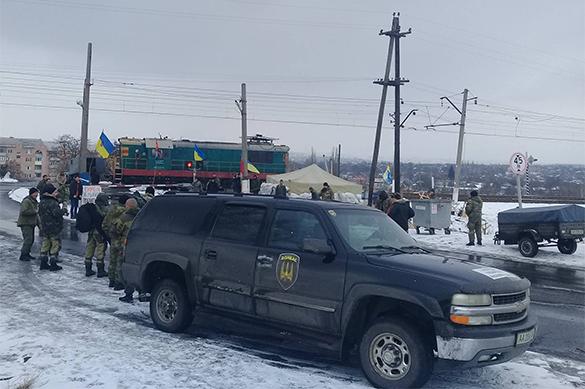Блокада Донбасса: сколько стоит дежурство на блокпосте
