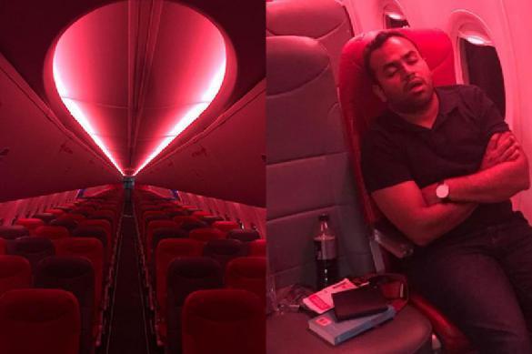 """Полет мечты: британец оказался единственным пассажиром 168-местного """"Боинга"""". 390134.jpeg"""
