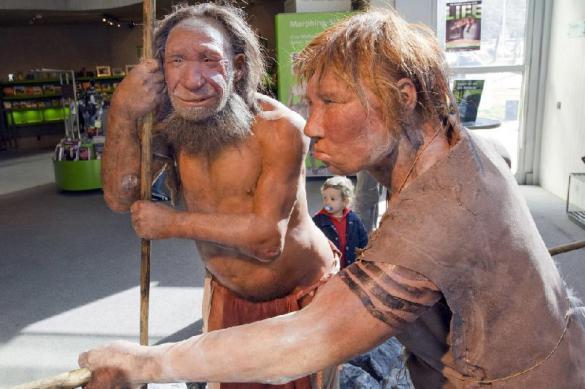 Неандертальцы обладали статью, как у нынешних людей. 400134.jpeg