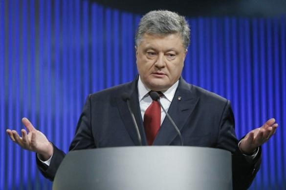 Порошенко обещает «не оставлять без поддержки» крымчан