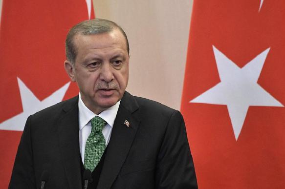 Эрдоган: США наказывают страны за нарушение их сценариев. 380135.jpeg