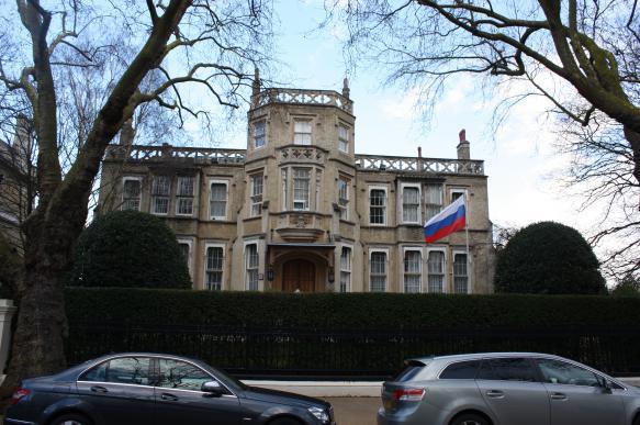 Посольство России призвало Британию не вмешиваться в дела Украины. 395135.jpeg