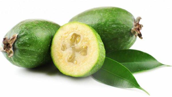 Что прячется в экзотических фруктах. фейхоа