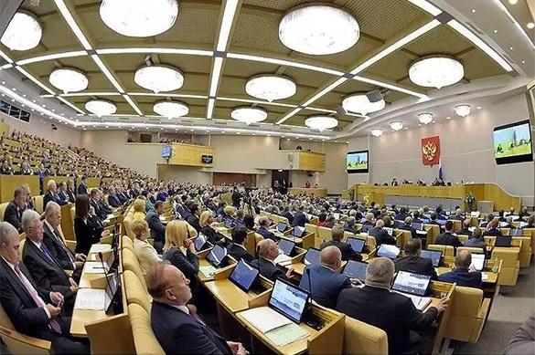 Авиаудар США по базе в Сирии: Госдума обращается к парламентам Е