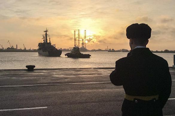 НаКурильских островах появится база ВМФ Российской Федерации