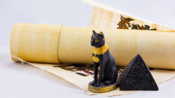 Почему в  Древнем Египте кошек считали священными животными?. 394136.jpeg