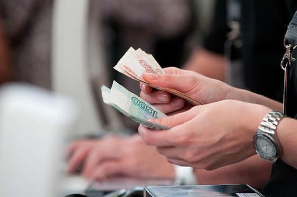 В ноябре реальные доходы россиян сократились почти на 3%. 396136.jpeg