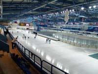 В конце года в Москве откроется «Ледовый дворец»