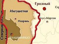 В Ингушетии взорвалась бомба