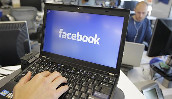Facebook удалил пост замглавы Роскомнадзора из-за