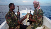 Сомалийское пиратство не удается вздернуть на рее